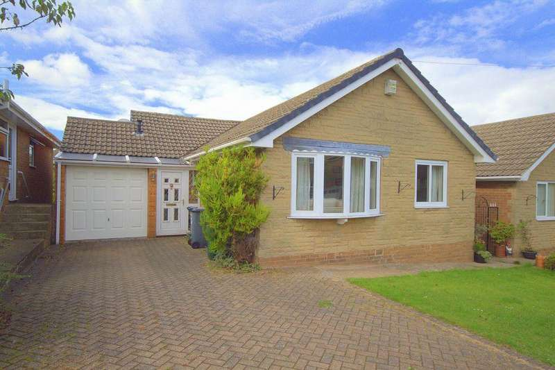 2 Bedrooms Detached Bungalow for sale in East Road, Oxspring, Sheffield