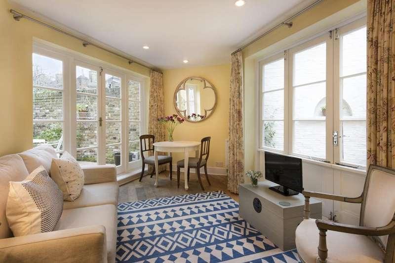1 Bedroom Flat for sale in Rozel Road, SW4