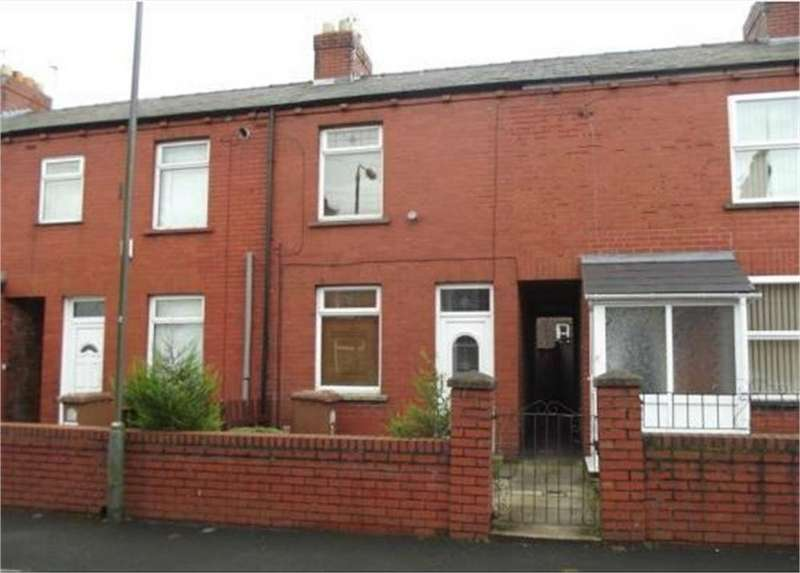 2 Bedrooms Terraced House for sale in Rock Street, Thatto Heath, ST HELENS, Merseyside