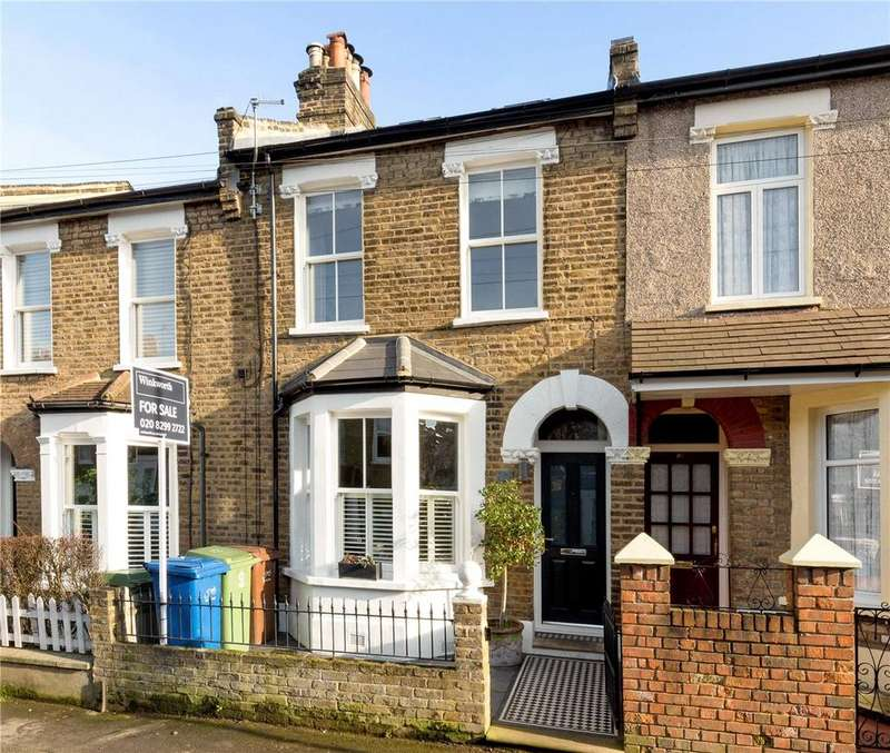 4 Bedrooms Terraced House for sale in Landells Road, East Dulwich, London, SE22