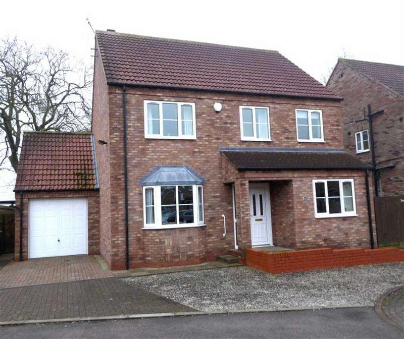 5 Bedrooms Detached House for sale in Old Forge Way, Beeford, East Yorkshire
