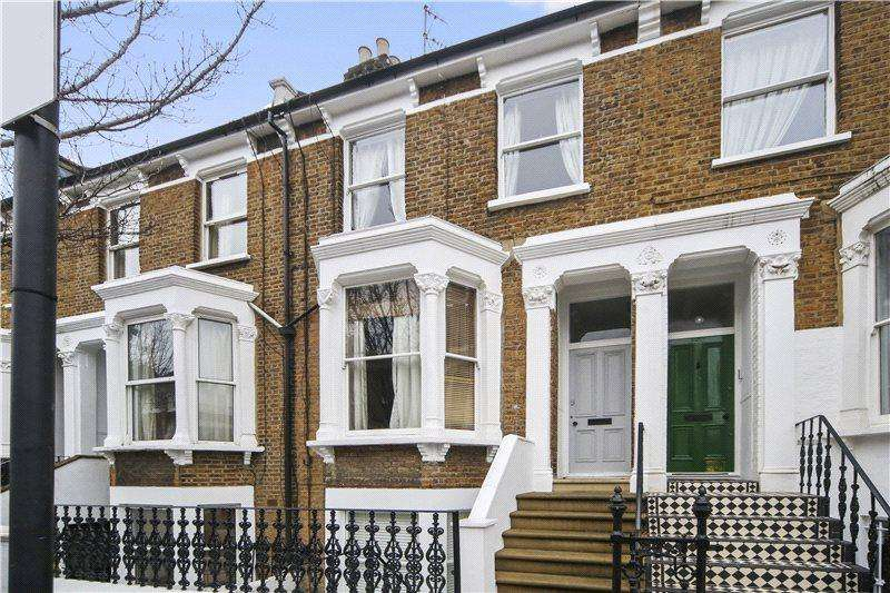 1 Bedroom Flat for sale in Sulgrave Road, Brook Green, London, W6
