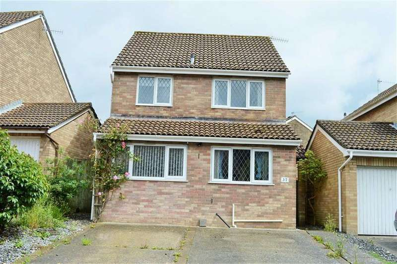 3 Bedrooms Detached House for sale in Heol Y Waun, Swansea, SA4
