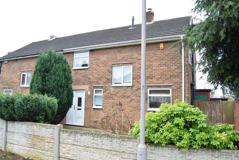 3 Bedrooms Semi Detached House for sale in Ilion Street, Mansfield
