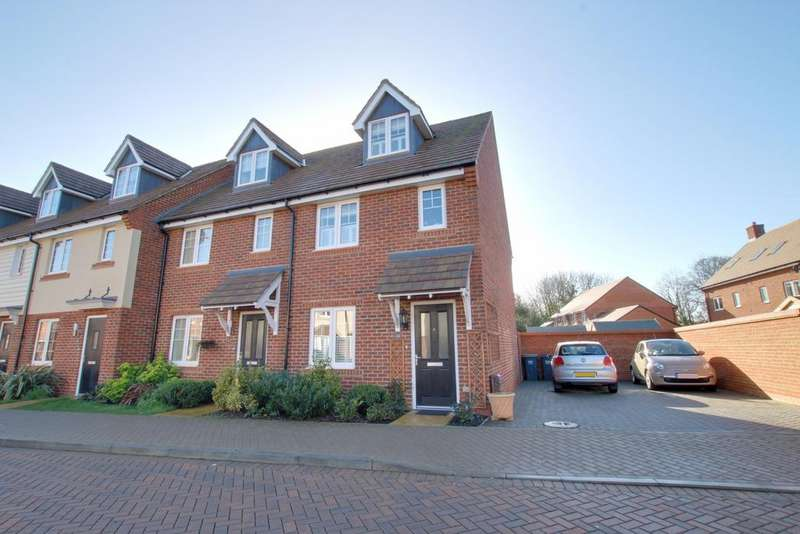 3 Bedrooms Town House for sale in Havant