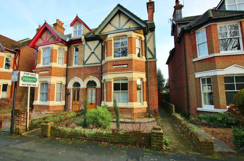 6 Bedrooms Semi Detached House for sale in Highfield, Southampton