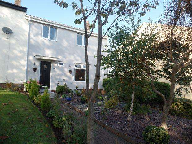 3 Bedrooms Terraced House for sale in ROSEMARY LANE, EASINGTON VILLAGE, PETERLEE AREA VILLAGES