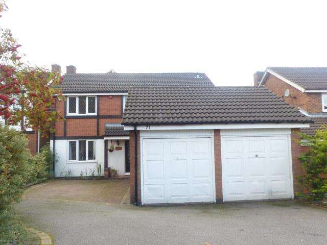 4 Bedrooms Detached House for sale in Hill Hook Road,Four Oaks,Sutton Coldfield
