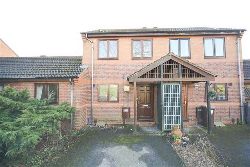 2 Bedrooms Town House for sale in Leander Close, Wilford Village
