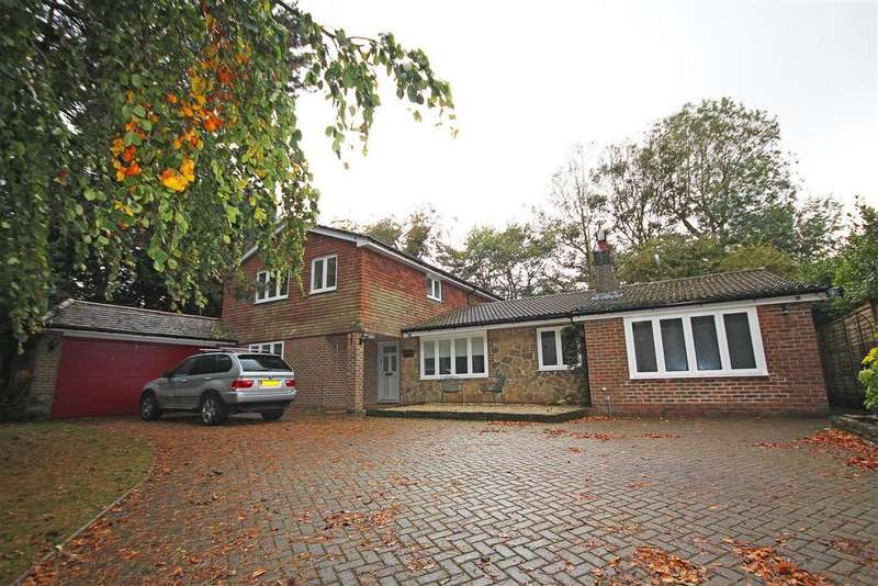 4 Bedrooms Detached House for rent in Withdean Road, Withdean