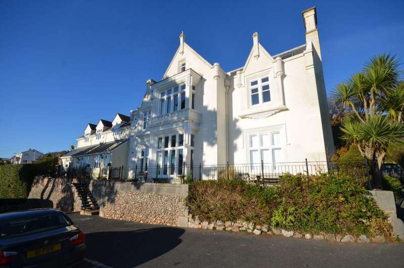 3 Bedrooms Flat for sale in Priory Road, Dawlish, EX7