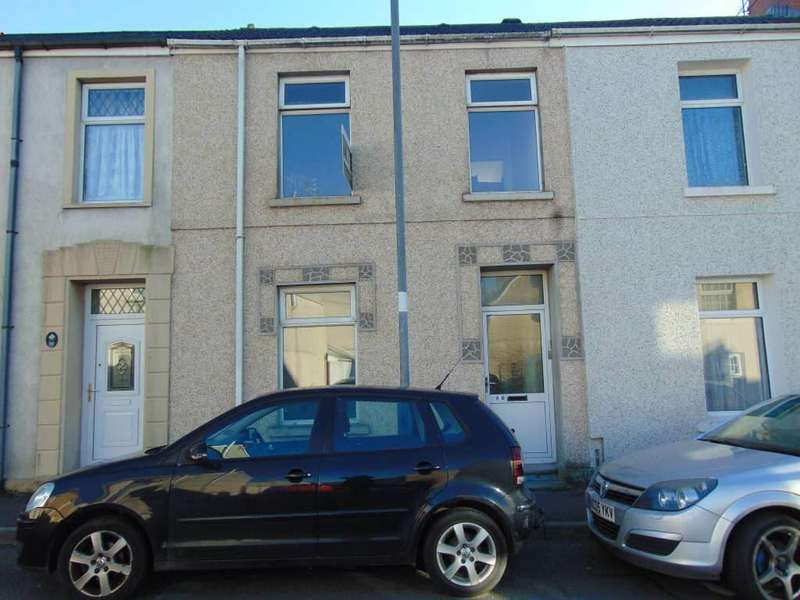 3 Bedrooms Terraced House for sale in Swansea Road, Llanelli, Carms