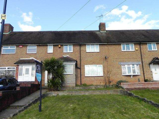 3 Bedrooms Terraced House for sale in Chadwick Road,Sutton Coldfield,West Midlands