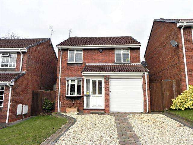 3 Bedrooms Detached House for sale in Farmers Close,Newhall,Sutton Coldfield