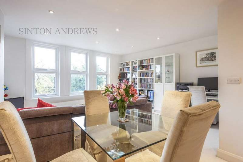 1 Bedroom Flat for sale in St Marys Road, Ealing, W5