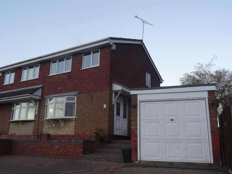 3 Bedrooms House for sale in Western Avenue, Walsall