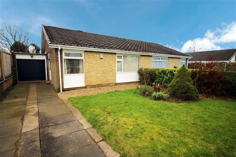 2 Bedrooms Semi Detached Bungalow for sale in Castle Way, Newcastle Upon Tyne, NE13