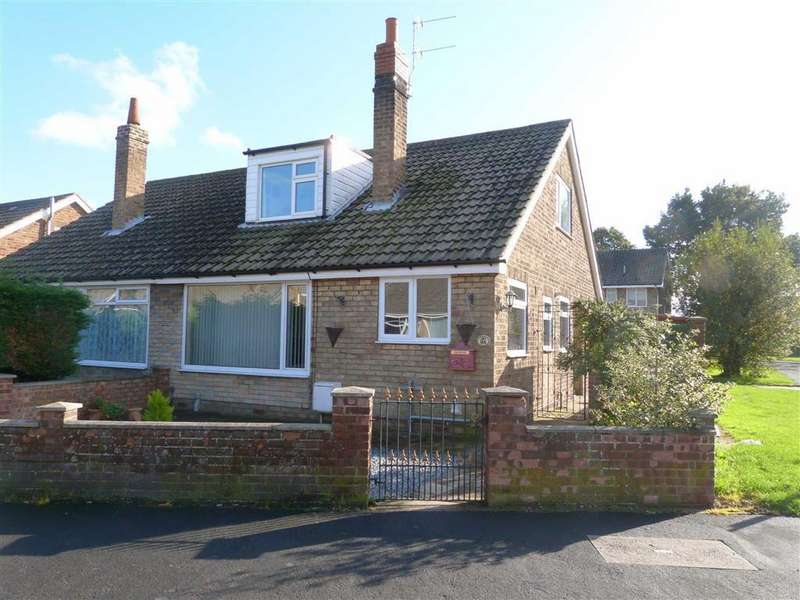 3 Bedrooms Semi Detached House for sale in Oaklands, Gilberdyke