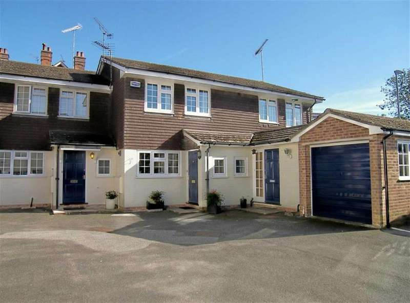 2 Bedrooms Terraced House for sale in The Mews, Hitchen Hatch Lane, TN13