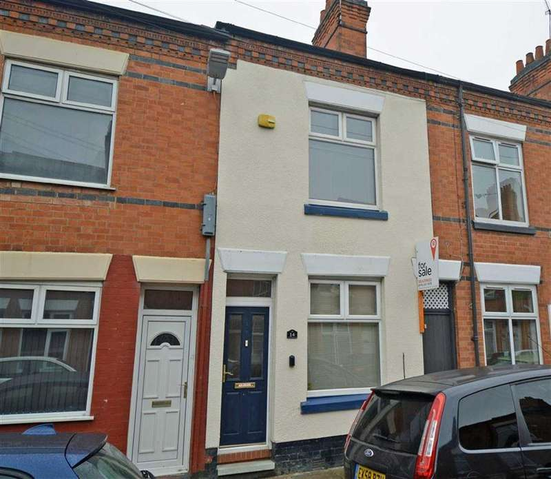 2 Bedrooms Terraced House for sale in Warwick Street, Leicester
