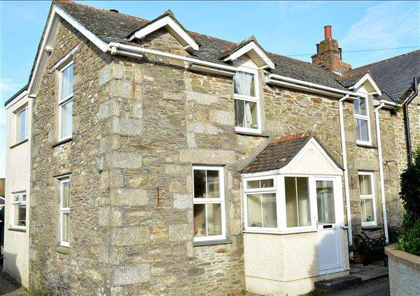 3 Bedrooms End Of Terrace House for sale in Gerrans, Truro, Cornwall, TR2
