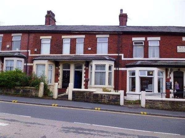 3 Bedrooms Terraced House for sale in Preston Old Road, Blackburn