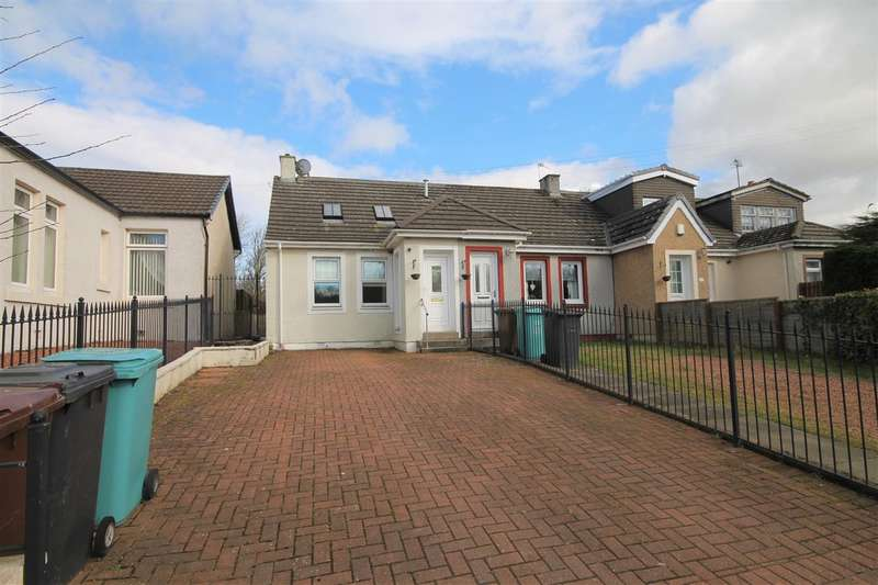 2 Bedrooms Terraced House for sale in Greenside Cottages, Greenfoot, Glenboig