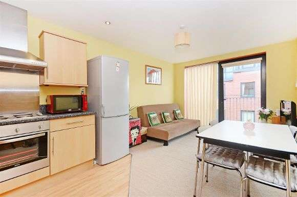 2 Bedrooms Flat for sale in The Cube, Shoreham Street, Sheffield