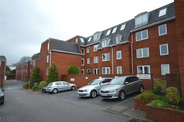 1 Bedroom House for sale in Homecourt House, Bartholomew Street West, Exeter, Devon