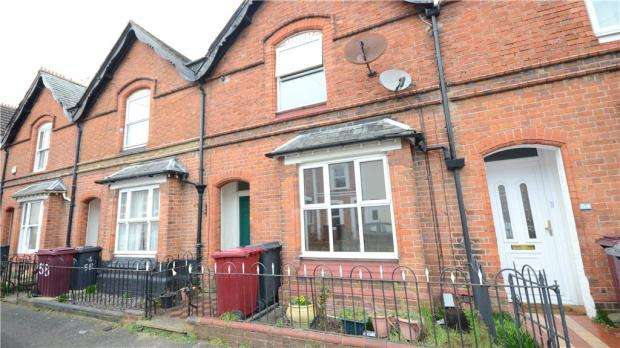 3 Bedrooms Terraced House for sale in Edgehill Street, Reading, Berkshire