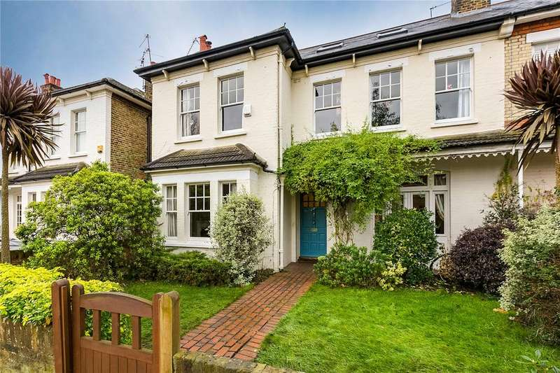 5 Bedrooms Semi Detached House for sale in Ormonde Road, London