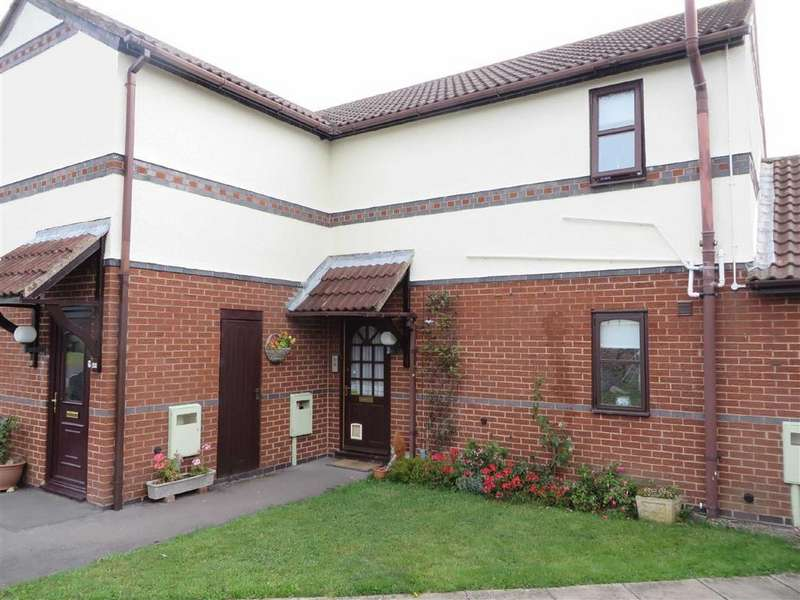 2 Bedrooms Apartment Flat for sale in Chestnut Walk, Markfield