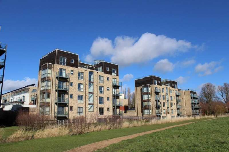 3 Bedrooms Apartment Flat for sale in Fitzgerald Place, Cambridge