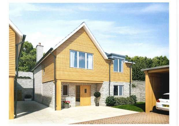 4 Bedrooms Detached House for sale in 4 Evelyn Close, Bathford, Bath