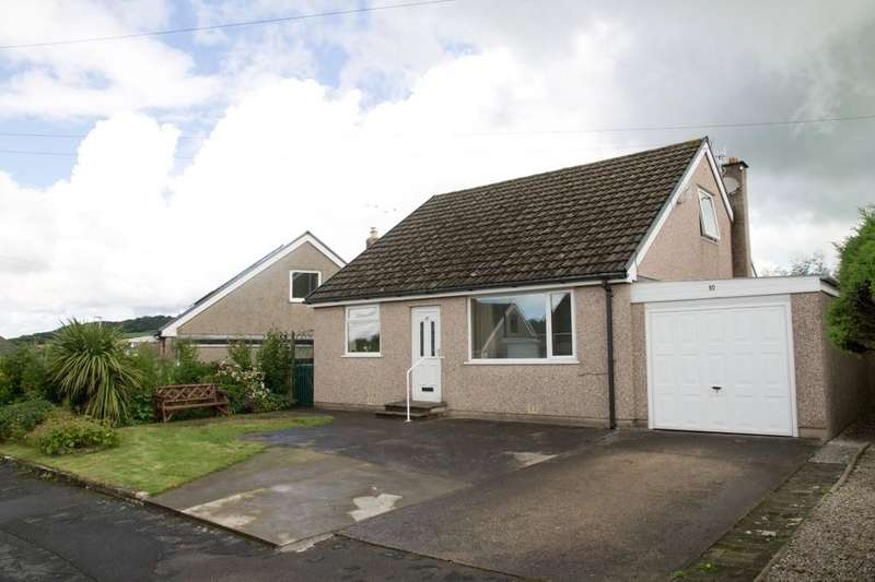 4 Bedrooms Detached Bungalow for sale in 10 Hazelmount Drive, Warton, Carnforth, LA5 9HR