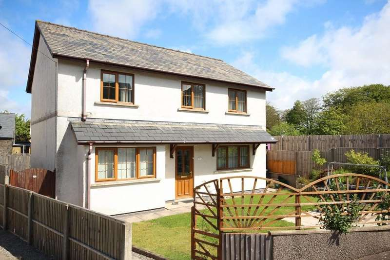 4 Bedrooms Detached House for sale in 2 Bridge Close , Hollygate Road , Dalton-In-Furness