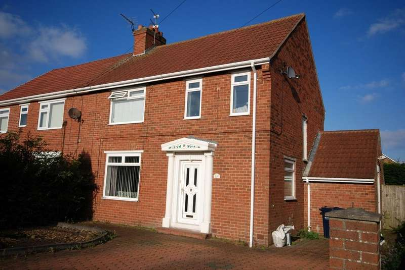 4 Bedrooms Semi Detached House for sale in Coronation Road, Sunniside