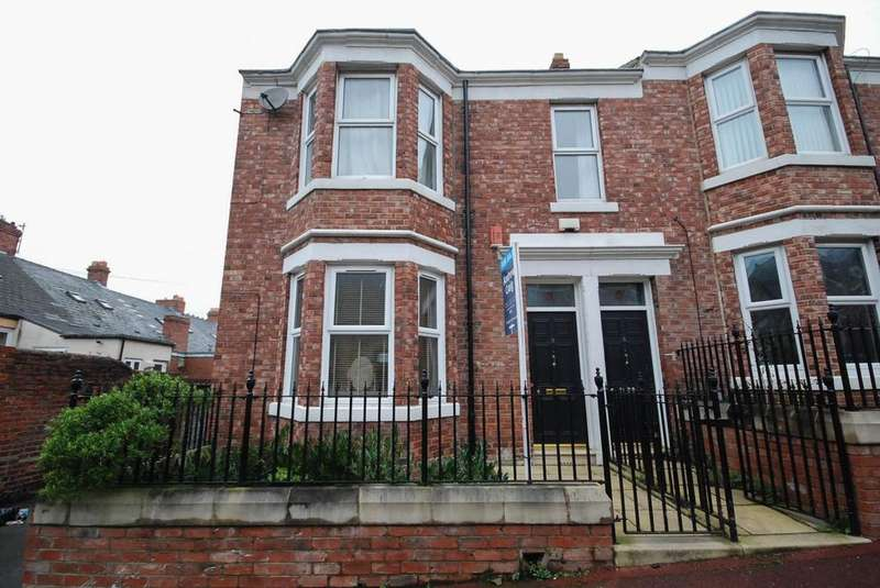 2 Bedrooms Flat for sale in Ridley Street, Gateshead