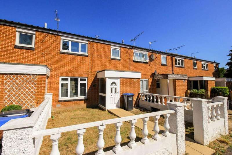 3 Bedrooms Terraced House for sale in Drovers Way, Hatfield, AL10