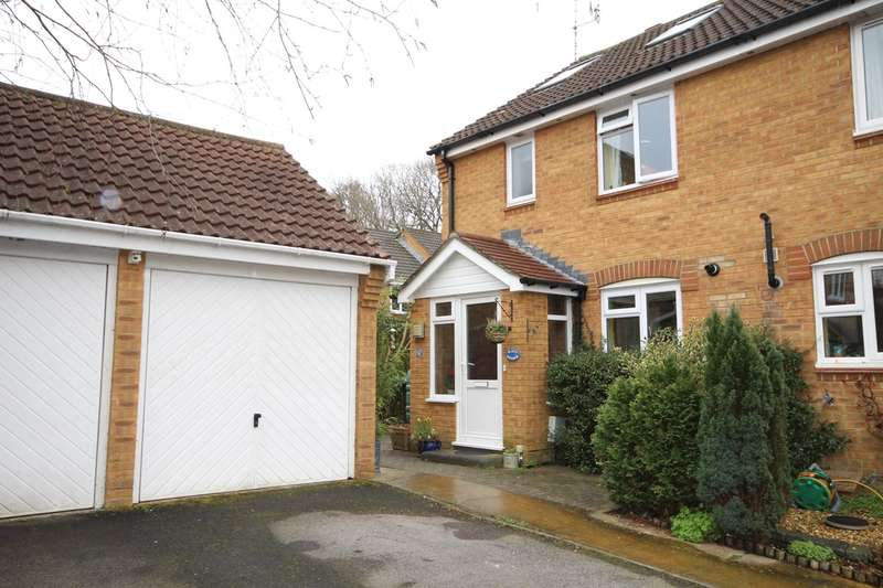 4 Bedrooms End Of Terrace House for sale in Albion Way, Verwood, BH31