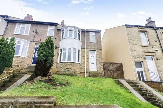 3 Bedrooms End Of Terrace House for sale in Newsome Road, Huddersfield, West Yorkshire