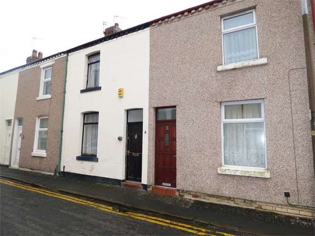 2 Bedrooms Terraced House for sale in Pharos Grove, Fleetwood, Lancashire