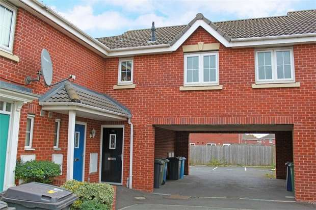 1 Bedroom Flat for sale in Wellingford Avenue, Widnes, Cheshire