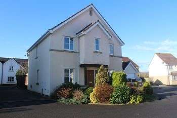 4 Bedrooms Detached House for sale in Granfield Gardens, Langford