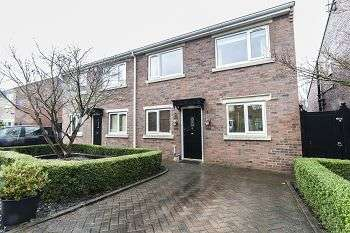 3 Bedrooms Semi Detached House for sale in Crawford Mews, Off Granville Street, Ashton, OL6