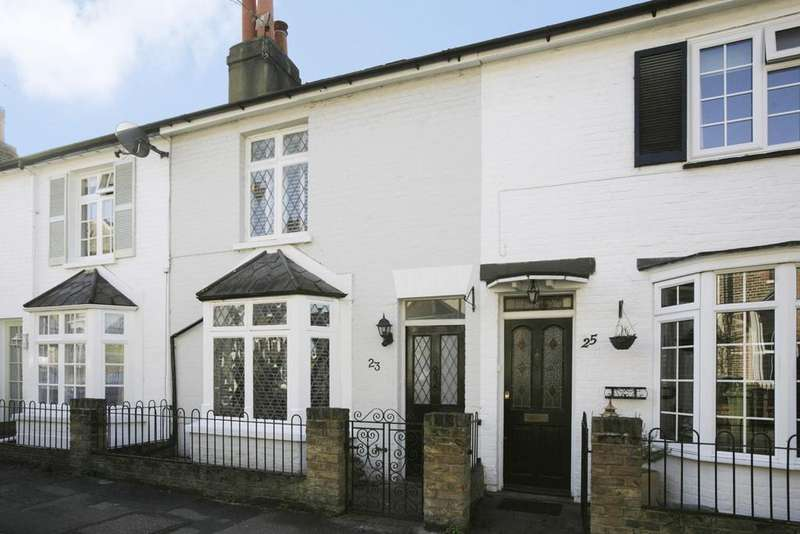 2 Bedrooms Cottage House for sale in Park Road, Esher