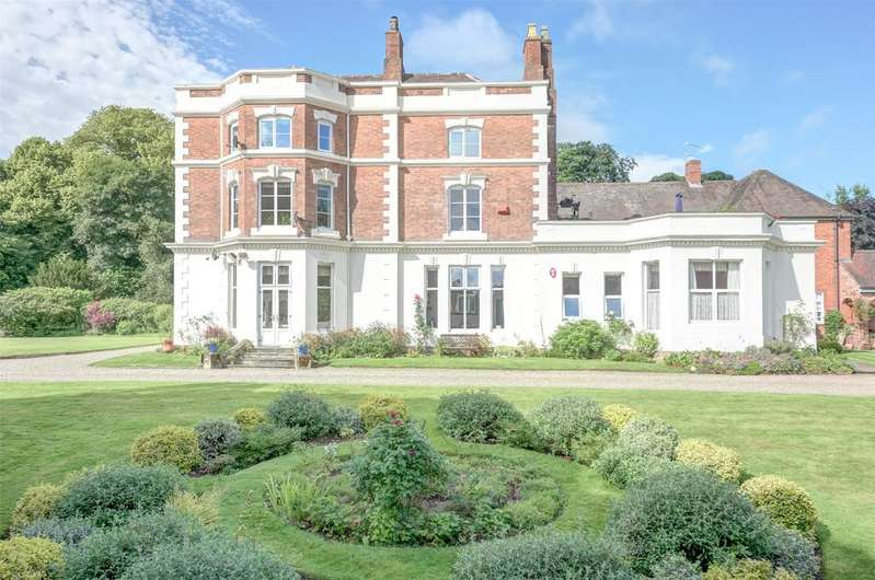 2 Bedrooms Apartment Flat for sale in Stableford Hall, Stableford, Bridgnorth, Shropshire