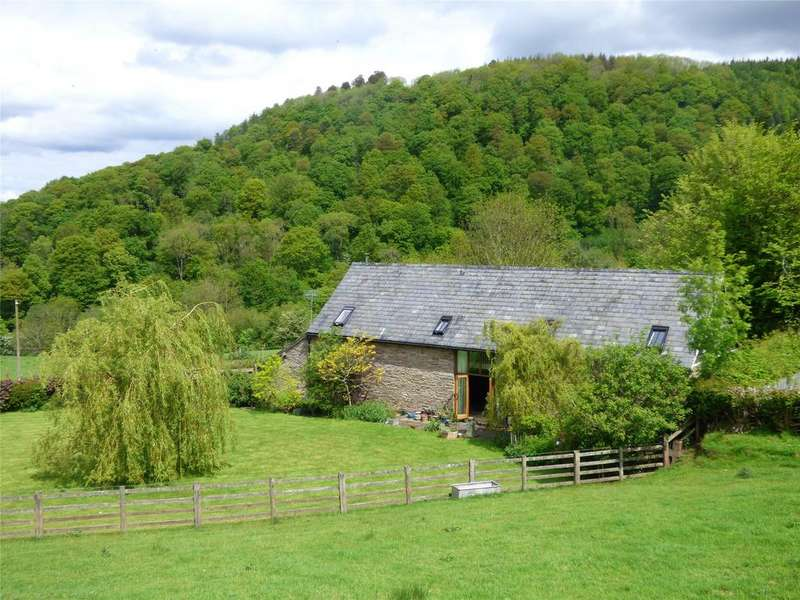 4 Bedrooms Barn Conversion Character Property for sale in Tregoyd, Nr. Hay-On-Wye, Powys