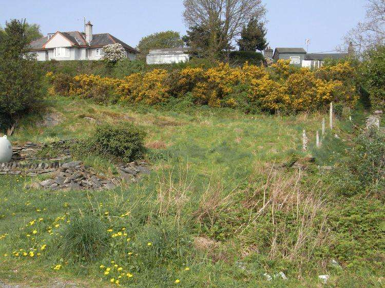 Land Commercial for sale in Canol Cae, Penrhyndeudraeth, North Wales