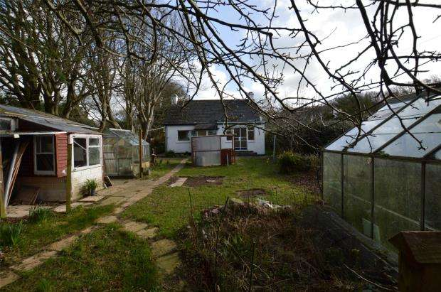 4 Bedrooms Detached Bungalow for sale in Perran Downs, Goldsithney, Penzance, Cornwall
